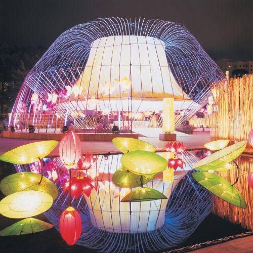 Design Spectrum 設計光譜 Exhibitors stories 設計師與創作故事 Lantern Wonderland