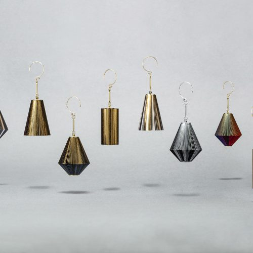 Design Spectrum 設計光譜 Exhibitors stories 設計師與創作故事 ikue – Jewelry made of paper and gold