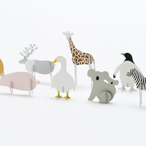 Design Spectrum 設計光譜 Exhibitors stories 設計師與創作故事 Post Animal