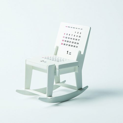 Design Spectrum 設計光譜 Exhibitors stories 設計師與創作故事 Rocking Chair