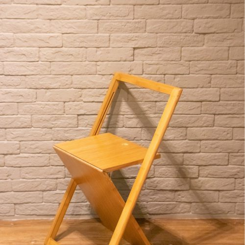 Design Spectrum 設計光譜 Exhibitors stories 設計師與創作故事 Bamboo Folding Chair