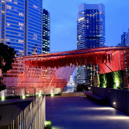 Design Spectrum 設計光譜 Exhibitors stories 設計師與創作故事 Bamboo Wind Pavilion
