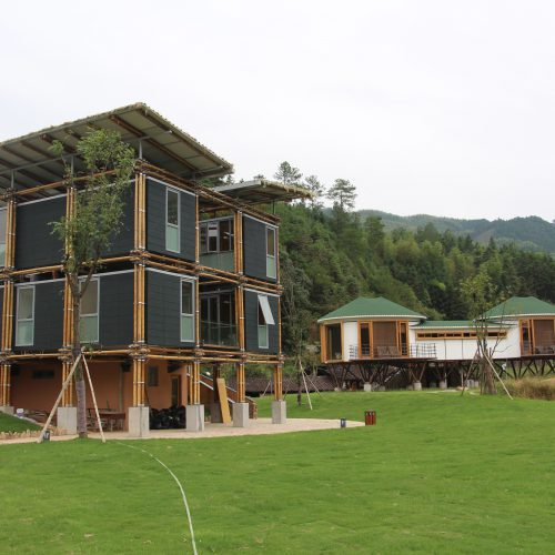 Design Spectrum 設計光譜 Exhibitors stories 設計師與創作故事 Energy Efficient Bamboo House, Mainland China