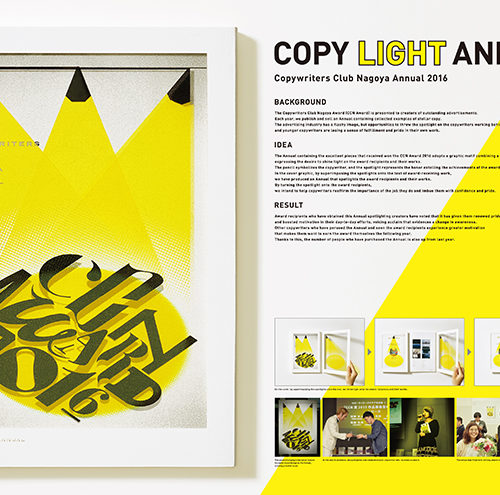 Design Spectrum 設計光譜 Exhibitors stories 設計師與創作故事 COPY LIGHT ANNUAL