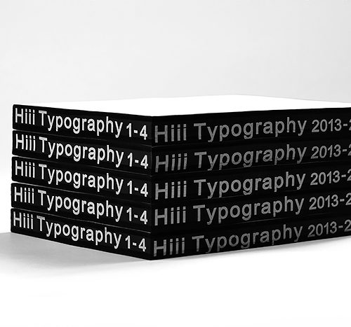 Design Spectrum 設計光譜 Exhibitors stories 設計師與創作故事 HiiiTypography 2013-2016