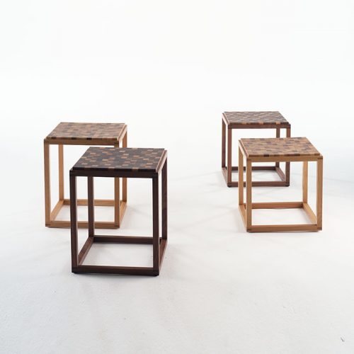 Design Spectrum 設計光譜 Exhibitors stories 設計師與創作故事 Patch Side Table by Samuel Chan for Joined and Jointed