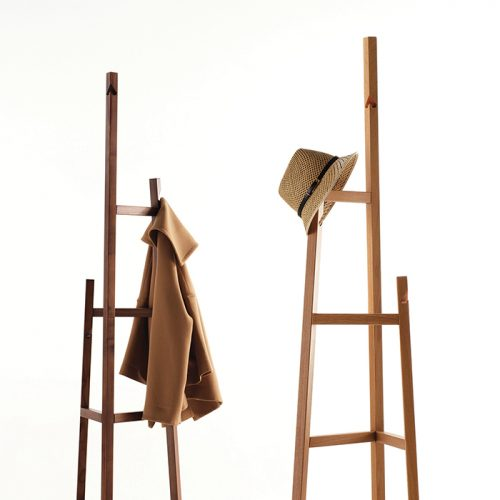 Design Spectrum 設計光譜 Exhibitors stories 設計師與創作故事 Friston Coat Stand by Kieren Swinden +Carlos Garrgues for Joined and Jointed