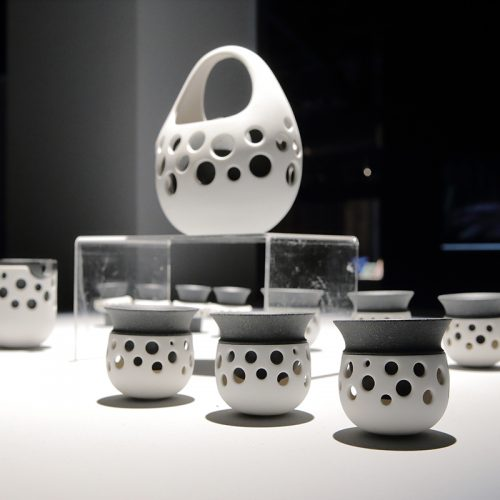 Design Spectrum 設計光譜 Exhibitors stories 設計師與創作故事 River Stone Tea Set