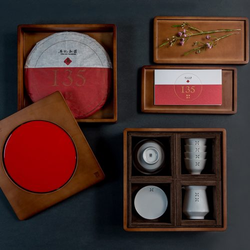 Design Spectrum 設計光譜 Exhibitors stories 設計師與創作故事 JIA x YING KEE TEA HOUSE 135 anniversary limited tea box set