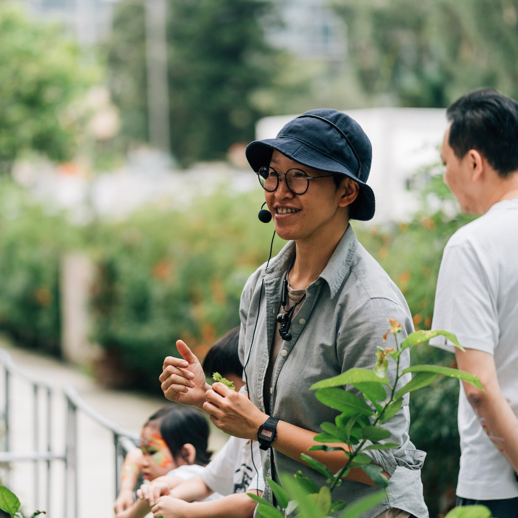 Herb Propagation Workshop x Discover the World of Oolong TeaDesign Spectrum  Joyce Ng