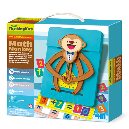 Design Spectrum 設計光譜 Exhibitors stories 設計師與創作故事 猴子數學小老師