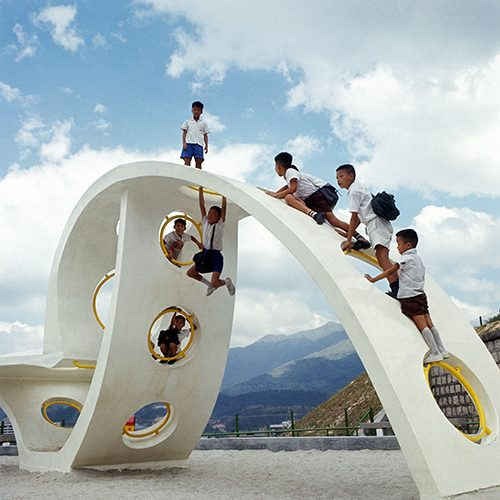 Design Spectrum 設計光譜 Exhibitors stories 設計師與創作故事 Shek Lei Playground