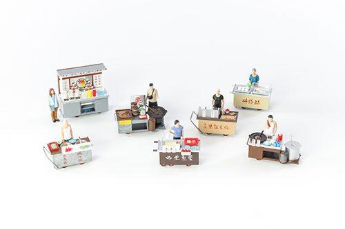 Design Spectrum 設計光譜 Exhibitors stories 設計師與創作故事 HK food carts