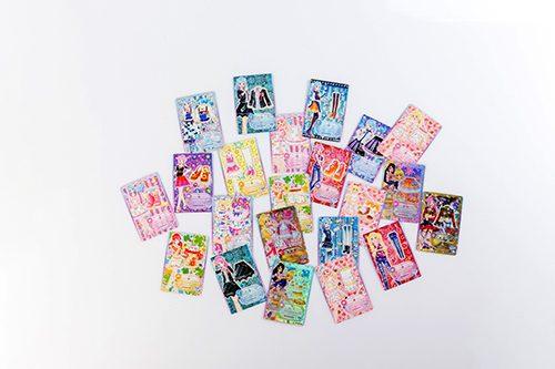 Design Spectrum 設計光譜 Exhibitors stories 設計師與創作故事 Data Carddass Aikatsu