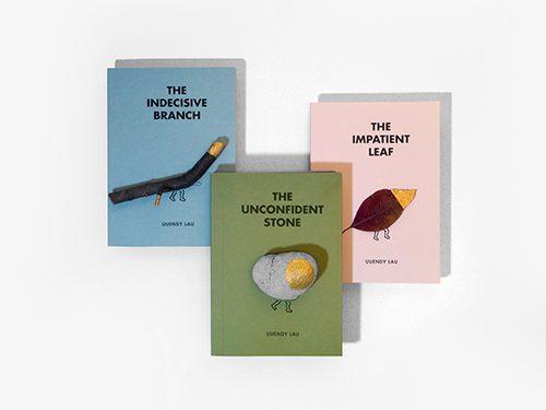 Design Spectrum 設計光譜 Exhibitors stories 設計師與創作故事 Stone, Branch & Leaf