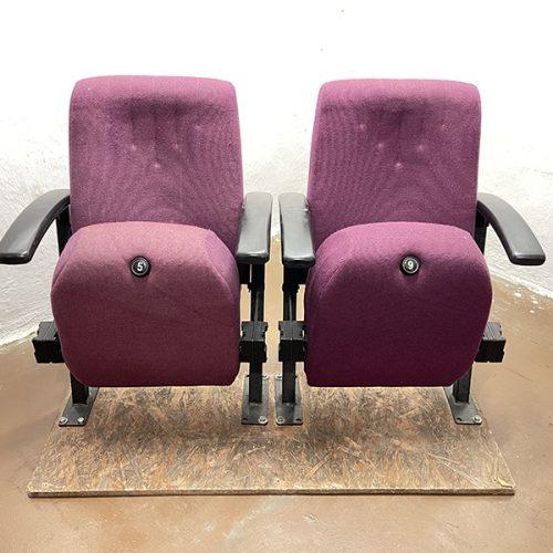 Design Spectrum 設計光譜 Exhibitors stories 設計師與創作故事 Movie Theatre Seats